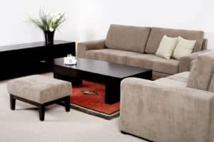 עיצוב מודרני בסלון